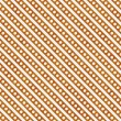 Bright Orange and White Small Polka Dots and Stripes Pattern Rep — Stock Photo #53581833