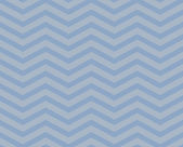 Blue Chevron Zigzag Textured Fabric Pattern Background — Stock Photo