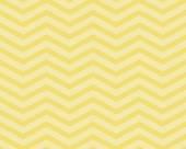 Yellow Chevron Zigzag Textured Fabric Pattern Background — Stock Photo