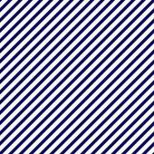 Navy Blue and White Striped Pattern Repeat Background — Stock Photo