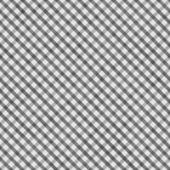 Medium Gray Gingham Pattern Repeat Background — Stock Photo