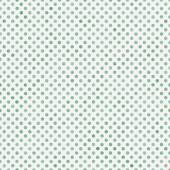 Light Green and White Small Polka Dots Pattern Repeat Background — Stock Photo