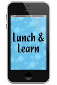 Lunch and Learn — Stock Photo