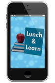 Lunch and Learn — Foto de Stock