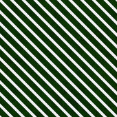 Hunter Green and White Striped Pattern Repeat Background — Stock Photo