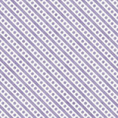Light Purple and White Small Polka Dots and Stripes Pattern Repe — Stock Photo