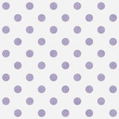 Purple and White Large Polka Dots Pattern Repeat Background — Stock Photo