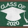 Class of 2020 Message — Stock Photo #58801641