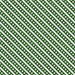 Hunter Green and White Small Polka Dots and Stripes Pattern Repe — Stock Photo #58879393