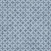 PrintBlue Interconnected Circles Tiles Pattern Repeat Background — Stock Photo