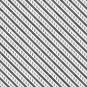 Gray and White Dollar Signs and Stripes Pattern Repeat Backgroun — Stock Photo
