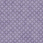 Purple Interconnected Circles Tiles Pattern Repeat Background — Stock Photo