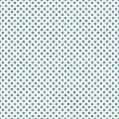 Blue and White Small Polka Dots Pattern Repeat Background — Stock Photo
