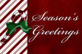 Season's Greetings — Stock Photo