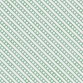 Light Green and White Small Polka Dots and Stripes Pattern Repea — Stock Photo