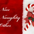 Naughty, Nice or Other — Stock Photo #60770735