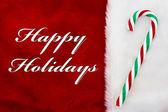 Happy Holidays — Stock Photo