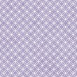 Purple and White Interlocking Circles Tiles Pattern Repeat Backg — Stock Photo #60915647
