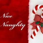 Naughty or Nice — Stock Photo #61282635