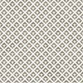Beige and White Diagonal Squares Tiles Pattern Repeat Background — Stock Photo