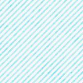 Light Teal Striped Pattern Repeat Background — Stock Photo