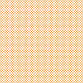 Orange Small Polka Dot Pattern Repeat Background — Stock Photo
