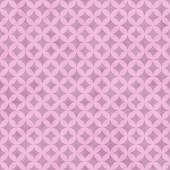 Pink Interconnected Circles Tiles Pattern Repeat Background — Stock Photo