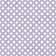 Purple and White Interconnected Circles Tiles Pattern Repeat Bac — Stock Photo #63806115
