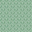 Green and White Question Mark Symbol Pattern Repeat Background — Stock Photo #63879079
