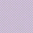 Dark Purple and White Small Polka Dots Pattern Repeat Background — Stock Photo #64610563