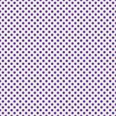 Dark Purple and White Small Polka Dots Pattern Repeat Background — Stock Photo