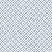Blue and White Diagonal Squares Tiles Pattern Repeat Background — Stock Photo