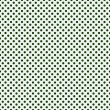 Dark Green and White Small Polka Dots Pattern Repeat Background — Stock Photo #65594763
