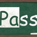 Passing Grade — Stock Photo #66006051