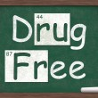Drug Free School — Stock Photo #66792495