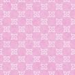 Pink and White Flower Symbol Tile Pattern Repeat Background — Stock Photo #71424545