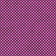 Dark Pink and White Small Polka Dots Pattern Repeat Background — Stock Photo #71875679