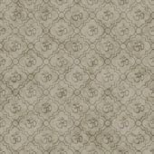 Brown Aum Hindu Symbol Tile Pattern Repeat Background — Stock Photo