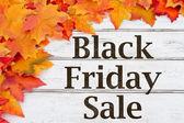 Black Friday Sale — Stock Photo