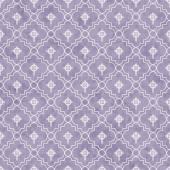 Pale Purple and White Celtic Cross Symbol Tile Pattern Repeat Ba — Stock Photo