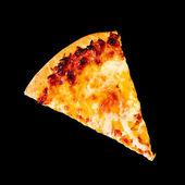 Pizza slice — Stock Photo