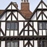 Tudor architecture — Stock Photo #70372893