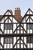 Tudor architecture — Stock Photo
