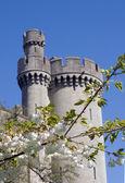 Castle turret — Stock Photo