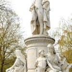 Goethe monument — Stock Photo #53189451