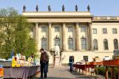 Berlin University — Stock Photo