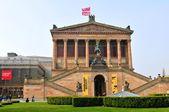 Alte Nationalgalerie in Berlin, Germany — Stock Photo