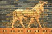 Babylonian architecture — Foto Stock
