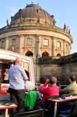Tourists in Berlin, Germany — Foto de Stock