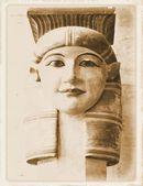 Egyptian architecture — Stock Photo